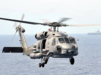 Marineforum - MH-60R (Foto: US Navy)