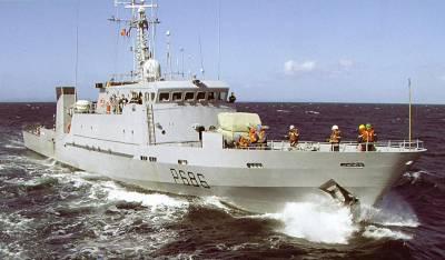 Marineforum - Boot der französisches AUDACIEUSE-Klasse (Foto: neuseel. Marine)