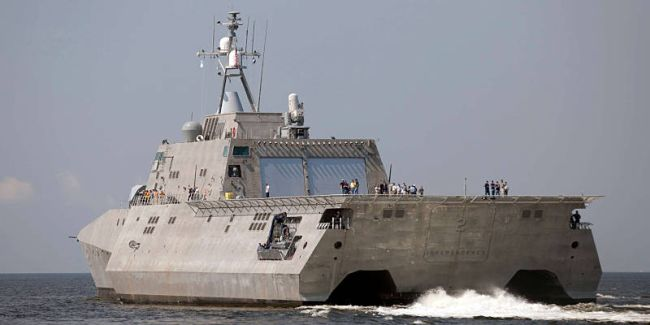 Marineforum - LCS-2 INDEPENDENCE (Foto: General Dynamics/Austal)