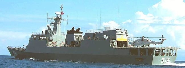 Marineforum - NARATHIWAT (Foto: chinadefense.com)
