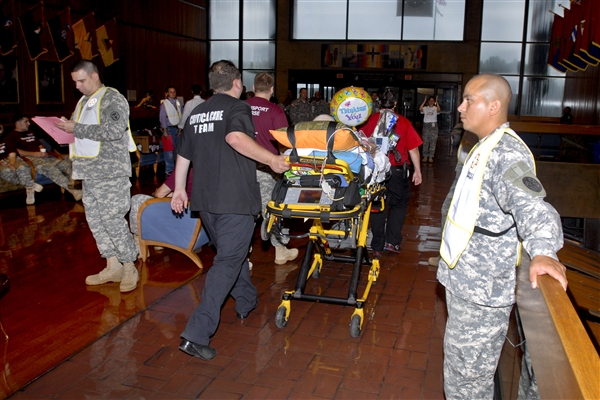 Walter Reed Closes, Legacy Lives On, Commander Says