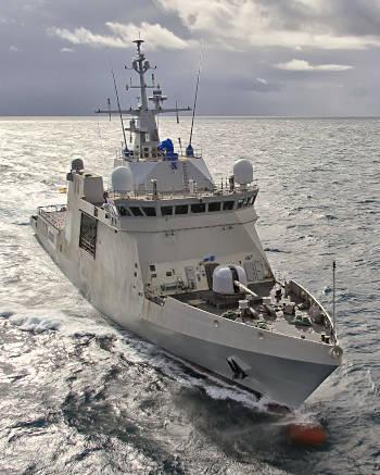 Marineforum - METEORO (Foto: span. Marine)