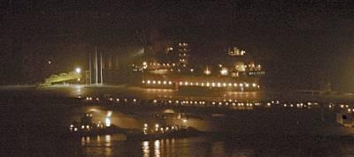 Marineforum - Nachtfahrt (Foto: china-defense.com)