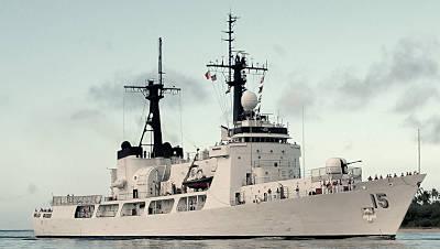 Marineforum - GREGORIO DEL PILAR (Foto: US Navy)