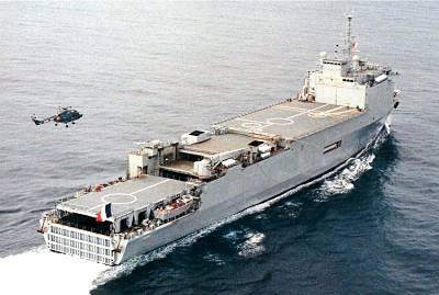 Marineforum - FOUDRE (Foto: franz. Marine)Marine