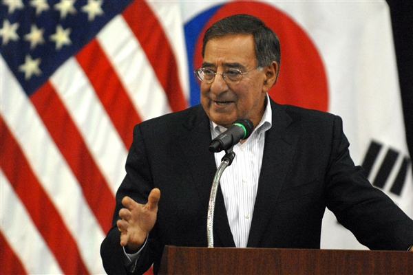 Panetta Pledges Security Support for South Korea