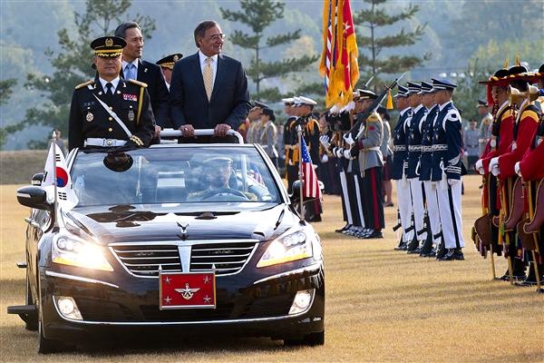 U.S., South Korea Maintain Peninsula Security