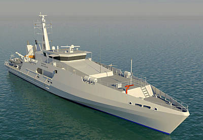 Marineforum - CAPE (Grafik: Austal)