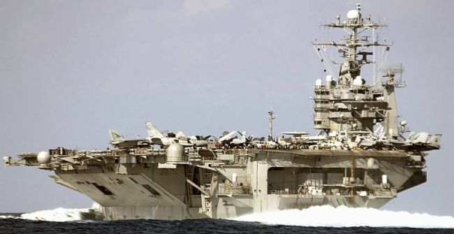 Marineforum - GEORGE WASHINGTON (Foto: US Navy)