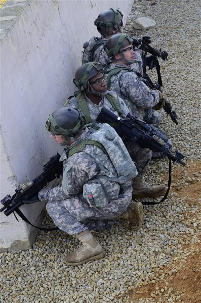 U.S. Commander Condemns Attacks on Kosovo Force