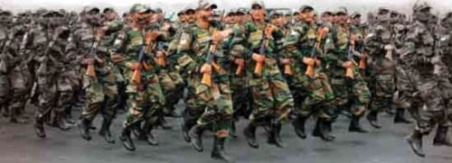 India — Modernising the Infantry
