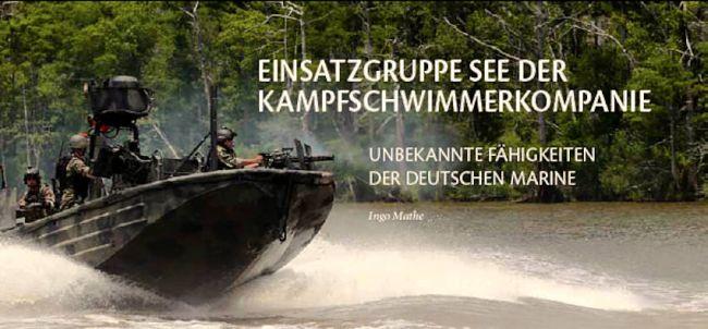 Deutschland — Einsatzgruppe See der Kampfschwimmerkompanie