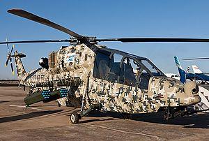 Asien — Indiens neuer Kampfhubschrauber LCH