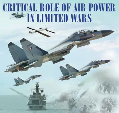 Asia — Critical Role Of Air Power In Limited Wars