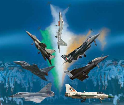 India — Indian Air Force in Transition