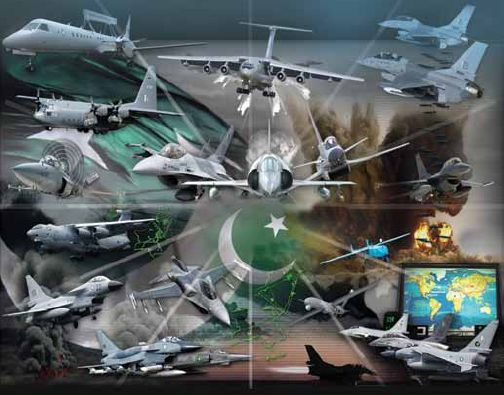 Pakistan — Modernisation of the PAF