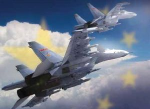 China — PLAAF: Coercive Air Force Of The 21st Century