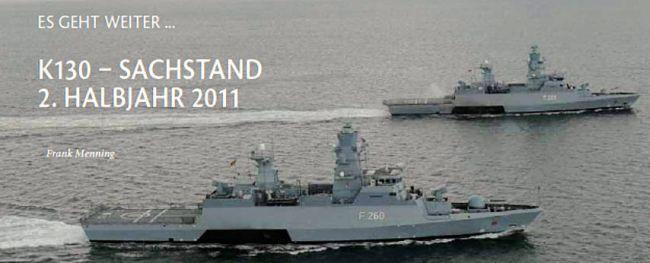 Deutschland — K‑130 Sachstand 2.Halbjahr 2011