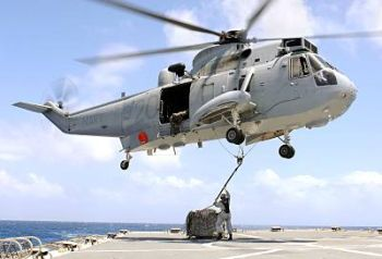 Marineforum - Arbeitspferd Sea King (Foto: RAN)