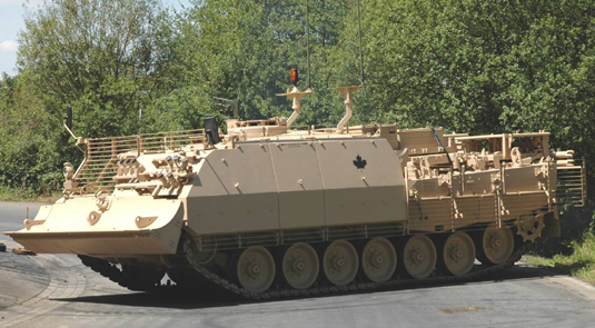 Rheinmetall receives €40 million order from Canada for Büffel/Buffalo armoured recovery vehicle