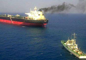 Marineforum - Indische Küstenwache stoppt ENRICA LEXIE (Foto: ICG)