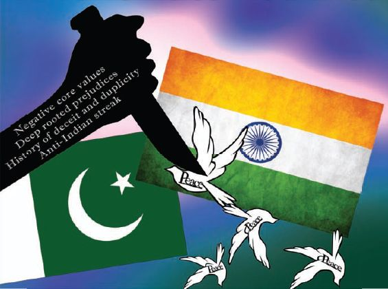 India/Pakistan — Dealing with Pakistan: Time to Face Realities