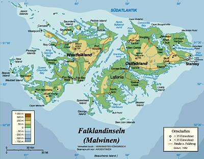 Großbritannien — Perspektiven für die Falklandinseln? — Eine Analyse 30 Jahre nach dem Falklandkrieg