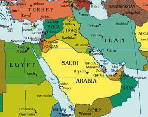 Naher/Mittlerer Osten — Königskinder » … das Wasser ist viel zu tief«