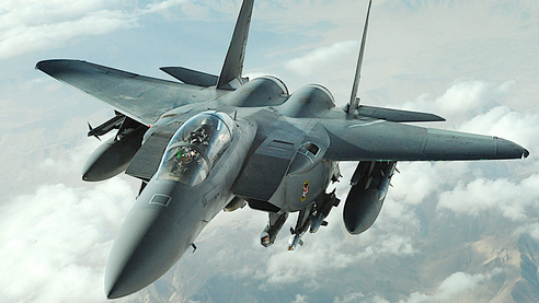 BAE Systems to upgrade Electronic Warfare capabilities on Saudi fighter jets