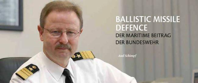 Deutschland — Ballistic Missile Defence