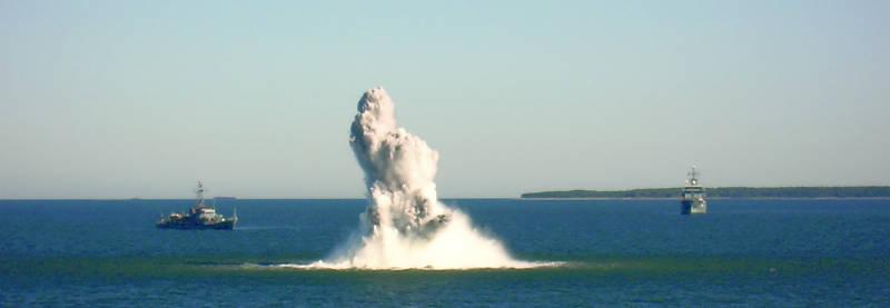 Munition im Meer — Ein dauerhaftes oder ein periodisch auftretendes Problem?