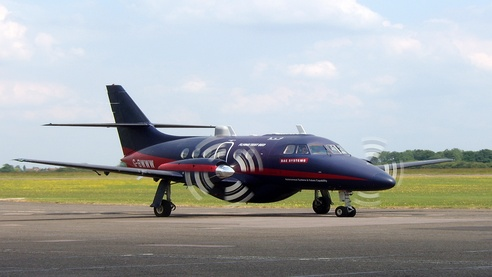 Surrogate UAV prepares for maiden flight in UK airspace