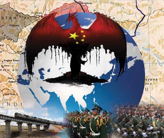 China's growing assertiveness: shaping the Indian response