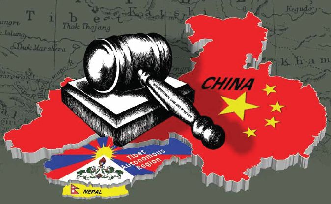 Tibet in international law and practice