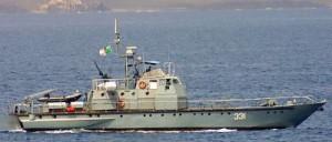 Küstenwachboot der MANGUSTA-Klasse (Foto: Deutsche Marine)