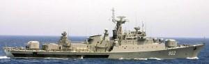 Fregatte der KONI-Klasse (Foto: Deutsche Marine)