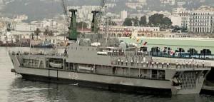Landungsschiff KALAAT BENI RACHED (Foto: Deutsche Marine)