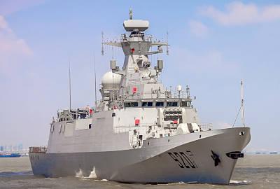 Die algerische Marine — Die operativen Aufgaben bleiben vor der eigenen Küste