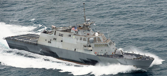 LCS der FREEDOM-Klasse (Foto: US Navy)