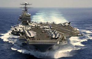 US-Flugzeugträger 'Nimitz' (Foto: US Navy)