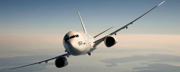 P-8 A Poseidon (Foto: Boeing)