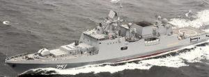 neue Fregatte für Schwarzmeerflotte (Foto: Deutsche Marine)
