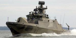 FK-Korvette der HAMINA-Klasse (Foto: Deutsche Marine)