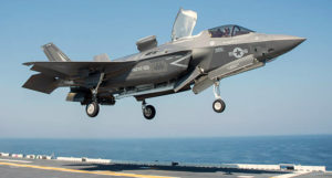 F-35B (Foto: US Navy)