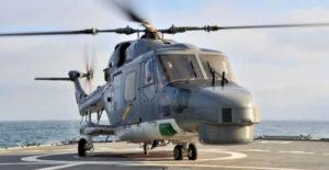 Sea Lynx Bordhubschrauber (Foto: Deutsche Marine)