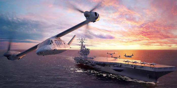 Future Vertical Lift — Neue Hubschrauber für die US-Marineinfanterie