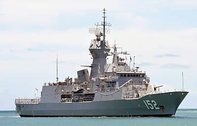 ANZAC-Fregatte nach Proj. SEA 1448 (Foto: US Navy)