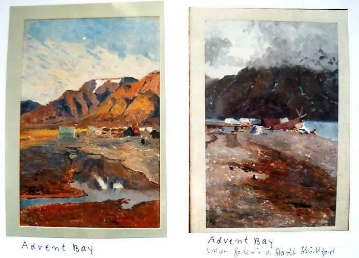 Eckeners Bilder der Advent Bay (Galerie der Stadt Stuttgart)