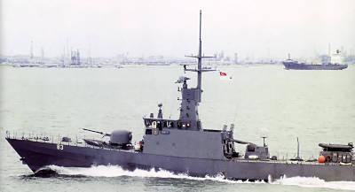 Boot der FEARLESS-Klasse (Foto: RSN)