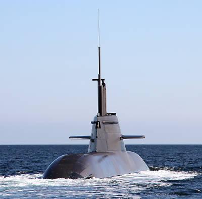 U-Boot 'U-32' (Foto: PIZ Marine)